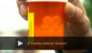 Painkiller Addiction on the rise in the United States